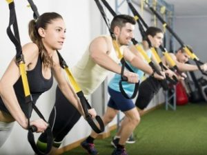 TRX Strength & Conditioning - CANCELLED